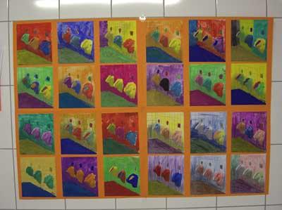 kunst grundschule andy warhol